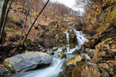 Le cascate del Boreca - Val Boreca