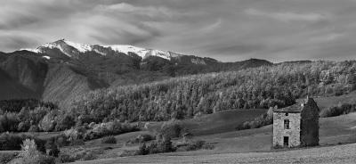 Il Monte Lesima e l'alta Val Trebbia