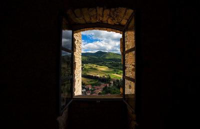 Zavattarello dal Castello