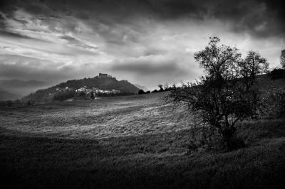 Zavattarello e il Castello Dal Verme