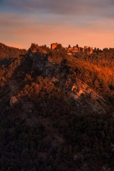 La Rocca d'Olgisio - Val Chiarone