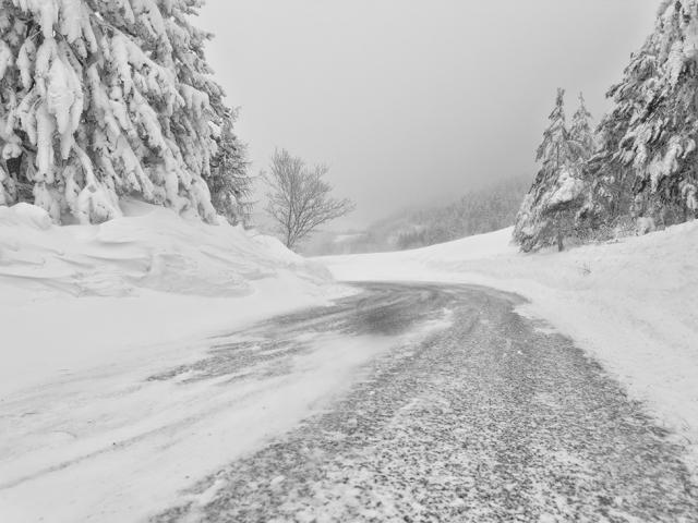 Tre Passi - Monte Penice