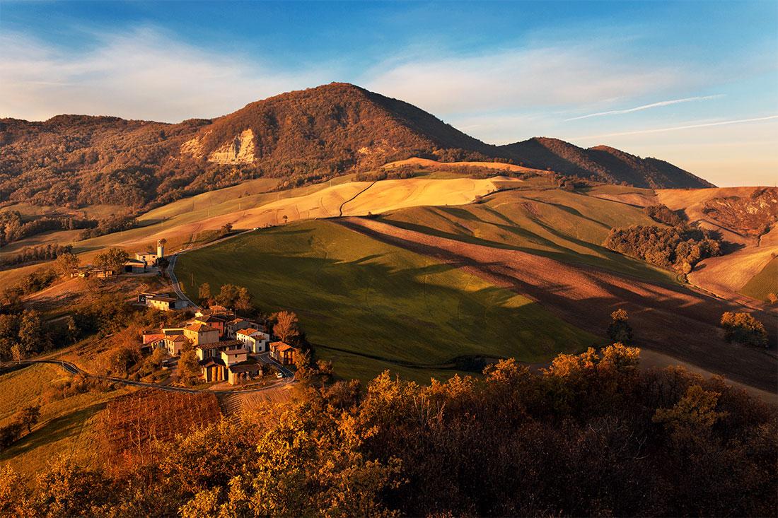 Val Chiarone - Dalla Pietra Spaccata