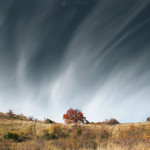 I cieli e i colori autunnali in Lombardia