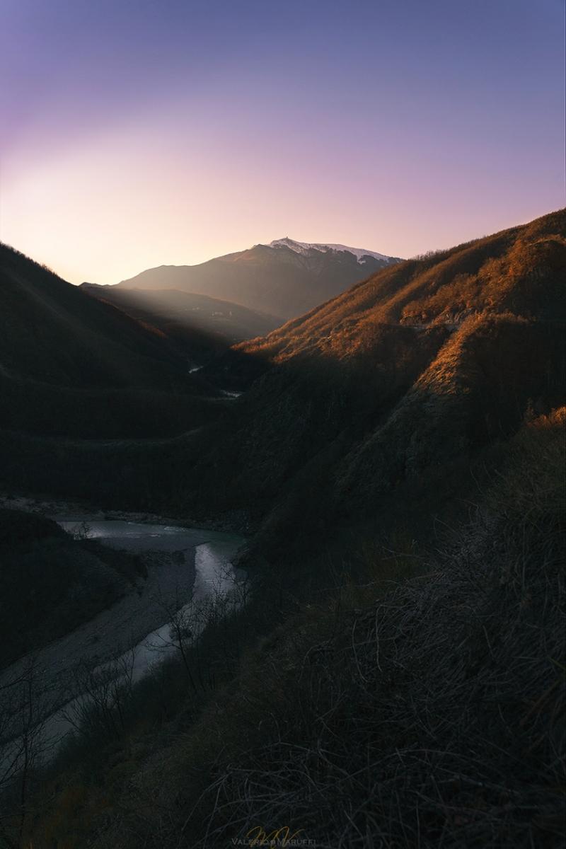 La Val Trebbia dalla SS45